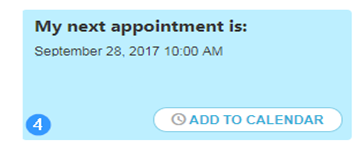 Client Portal Notification