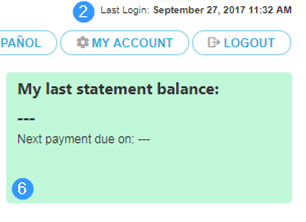 Client Portal Balance